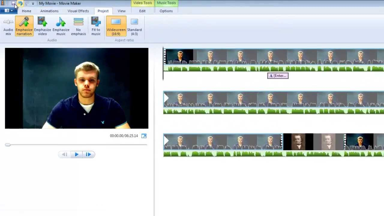how to use windows movie maker 2019